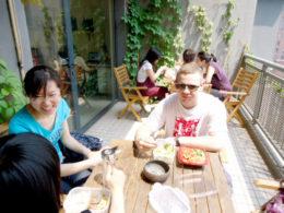 Lunchtid på LTL