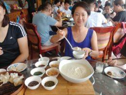 Traditional mat i Chengde
