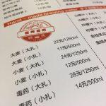 Kinesiska menyer, förklarat - Hur man läser en kinesisk meny Thumbnail