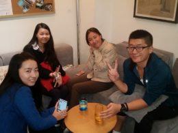 Våra lärare på LTL Mandarin School Peking