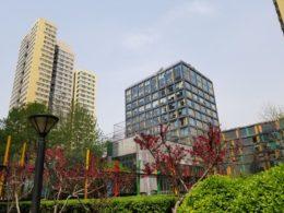 LTL Mandarin School Complex i Peking