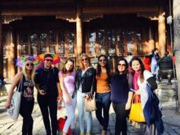 Elever från LTL Peking utforskar Kina