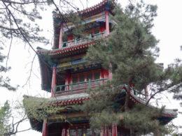 Vandring genom Chengde