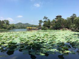 Chengde - fantastisk sommardag