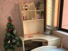 Sovrum hos värdfamilj i Chengde