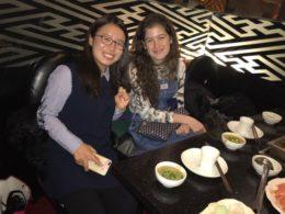 Savannah trivs med immersion i Kina