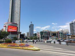 Staden i Chengde