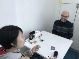 Studerar kinesiska i Shanghai med LTL