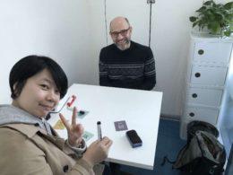 Lär sig kinesiska i Shanghai