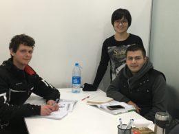 Lektioner i kinesiska i Shanghai