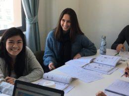 Lär sig mandarin på LTL School i Shanghai