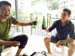 Öl med värdbror
