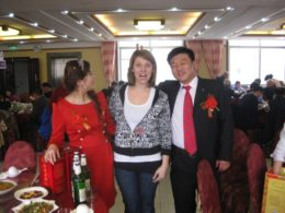 Mandarin dygnet runt i Chengde