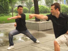 Trivs med immersion i kinesiska i Chengde