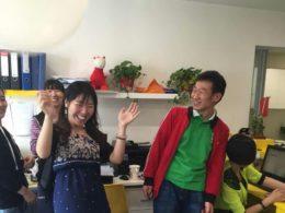 Partydags hos LTL Peking