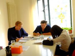 Studerar kinesiska med LTL Mandarin School