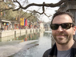 Utforskar Peking