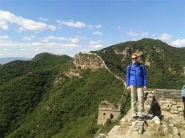 Dagstur med vandring i Kina