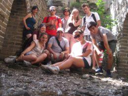 Elever från LTL utforskar Kina
