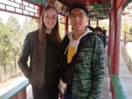 Umgås med lokalbefolkningen i Chengde