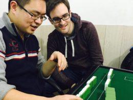 Lär sig kinesiska spel i Chengde
