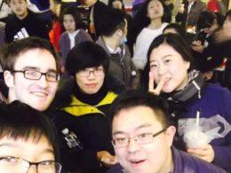 Har kul i Chengde