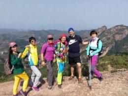 Dags för att vandra i Chengde