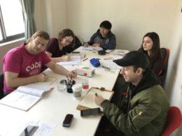 Lär sig mandarin i Shanghai med LTL