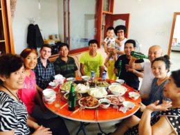 Värdfamilj i Peking