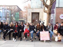 Italienska gymnasieelever utforskar Kina med LTL