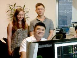 Lär dig affärskinesiska i Peking