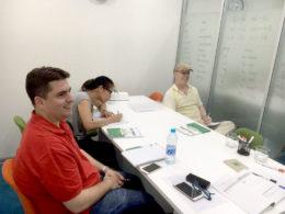 Lär sig kinesiska i Shanghai - grupplektion