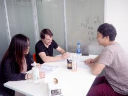 Studerar kinesiska i Kina - LTL Shanghai