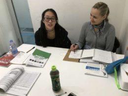 Shanghai LTL lektioner i kinesiska