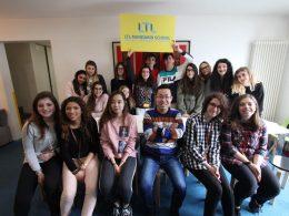 Klassresa till Kina med LTL! Vår gymnasieklass från Italien