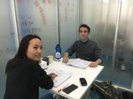 Privatlektioner i mandarin med LTL