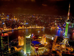 The Bund i Shanghai på natten - En sublim upplevelse