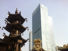 Shanghai staden