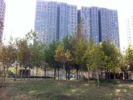 Byggnad för delad lägenhet i Peking