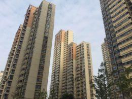 Byggnad för delad lägenhet