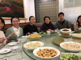 Delikat mat i Shanghai