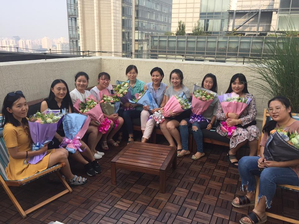 Lärare på LTL Mandarin School