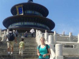 Reser och utforskar Kina